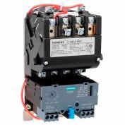 Siemens 14IUH32BA 3-1/2 Size Starter w/NEMA 1 Cover SSOR 50-200A, 110-120/220-240VAC