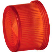 Siemens 52RA4S2 Plastic Lens, Pilot Lights, Red