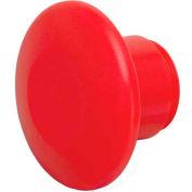 Siemens 52RC3D2 Mushroom Head, 1-3/4 in, Push-Pull, Non-Illuminated, Red