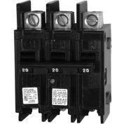 Siemens BQ3B015H00S01 Circuit Breaker 15A 3P 240V 22K BQH 120V Shunt