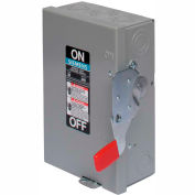 Siemens GNF321 Safety Switch 30A, 3P, 240V, No-Fuse, GD, Type 1