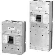 Siemens JXD63B400L Circuit Breaker JD 3P 400A 600V 25KA FX Lugs