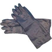 "Glove, Large, 15 1/2"", Neoprene Rubber"