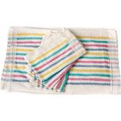 Multi Stripe Towel, 15x26 - Pkg Qty 12