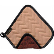 "San Jamar 802TF - Bestguard Terry Cloth Pot Holder, Up to 500°F, 12 Pack, 8"" x 8"""