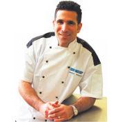 Bermuda Chef'S Jacket, 4X, Chef Tex