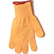 San Jamar SG10-Y-L - Spectra® Poultry Glove, Large, Cut Resistant, Yellow