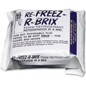 San Jamar B6180 - EZ-Chill® Refreezable Ice Packs