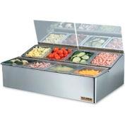 San Jamar® FP9248FL EZ-Chill™ Food Prep Centers