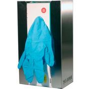 Disposable Glove Dispensers, 1 box capacity stainless steel