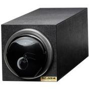 EZ-Fit® Lid Dispenser Box System, 7-3/4 H x 7-3/4 W x 25 D, Blk Trim Rings
