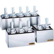 Condiment Pump Service Centers, 5 Well