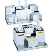Self-Service Condiment Centers, 2 Pumps & 2 Inserts