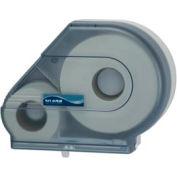 "San Jamar® Reserva® Classic 9-10-1/2"" JBT Dispenser - Blue - R3000TBL"
