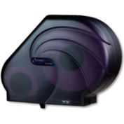 "San Jamar® Reserva® Oceans® 9-10-1/2"" JBT Dispenser - Black - R3090TBK - Pkg Qty 4"
