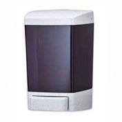 San Jamar® Classic 30 oz. Bulk Liquid/Lotion Soap Dispenser - Black - S30TBK - Pkg Qty 6