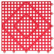 """Versa-Mat®, 12""""H x 12"""" Red"""