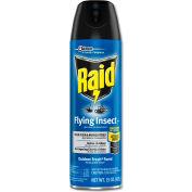 Raid® Flying Insect Killer, 15 oz. Aerosol Can, 12/Carton - 300816