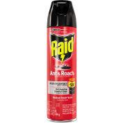 Raid® Ant and Roach Killer, 17.5 oz. Aerosol Spray, 12 Cans - 669798
