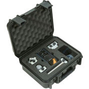 "SKB Zoom iSeries Case 3I-1209-4-H6B for Zoom H6 Broadcast Recorder Kit Case, 13-3/4""L x 11-1/8""W"