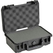 "SKB iSeries Waterproof Utility Case 3i-1006-3B-C W/Cubed Foam Watertight, 11-3/4""L x 8""W"