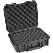 """SKB iSeries Mil-Spec Pistol Case 3i-1209-4M-L Military Green Watertight, 13-3/4""""L x 11-1/8""""W"""