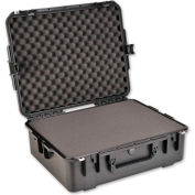 "SKB iSeries Waterproof Utility Case 3i-2217-8B-C W/Cubed Foam Watertight, 24-5/16""L x 19-1/2""W"