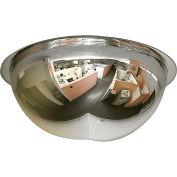 "Se-Kure™ 270-Degree Dome Mirror, 18"" Diameter"