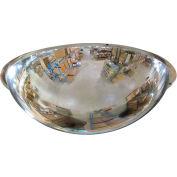 "Se-Kure™ Omni-View Full Dome Mirror, 18"" Diameter - Pkg Qty 2"