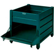 "Steel King HDWT3644VG Workingtainer® Industrial Container, 44""L x 36""W x 30-1/2""H, 4000 Lb Cap"
