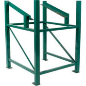 """Steel King TSS4048VG Tilt & Store Stand for 48""""L x 40""""W Workingtainer®"""