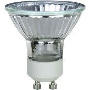 Sunlite 66010-SU 20MR16/GU10/FL/120V 20W MR16 Mini Reflector Halogen Bulb, GU10 Base - Pkg Qty 24