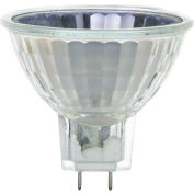 Sunlite 66015-SU 20MR16/CG/GY8/FL/120V 20W MR16 Mini Reflector Halogen Bulb, GY8 Base - Pkg Qty 24