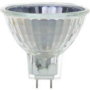 Sunlite 66015-SU 20MR16/CG/GY8/FL/120V 20W MR16 Mini Reflector Halogen Bulb, GY8 Base - Pkg Qty 24