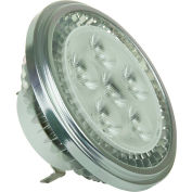 Sunlite 81010-SU AR111/LED/12W/G53/12V/WW 12W AR111 Aluminum Reflector, G53 Base Bulb, Warm White