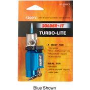 Deluxe Turbo-Lite Mini Torch-Blue