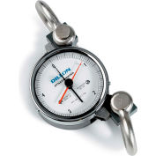 """Dillon AP Mechanical Dynamometer with Shackles, 5"""" Dial, 8,000 lb x 50 lb"""