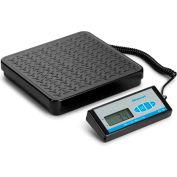 "Brecknell PS400 Bench Digital Scale 400lb x 0.5lb, 12-3/16"" x 11-11/16"" Platform"