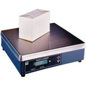 """Brecknell 7820 Shipping Digital Scale With Ball Top 100lb x 0.02lb 12-1/2"""" x 14"""" x 4"""""""