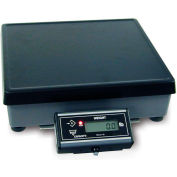 "Brecknell 7815R Shipping Digital Scale With Remote Display 150lb x 0.05lb 12-1/2"" x 14"" x 4-3/16"""
