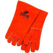 Stanco Welding Glove, Russet, L, 2020