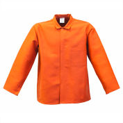 Stanco Flame Resistant 13 ATPV Jacket, FRC9630ORCS-2XL