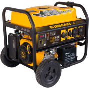 Firman 7125/5700 Watt Portable Generator, Gas, Recoil, Electric & Remote Start, 120/240VV - P05702