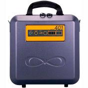Kalisaya KP401, 40 Watts, Solar Generator, Solar, AC, Car, 12V