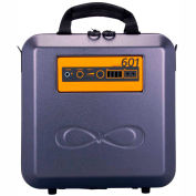 Kalisaya KP601, 40 Watts, Solar Generator, Solar, AC, Car, 12V