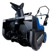 "Snow Joe 22"" Electric Single Stage Snow Blower SJ627E with LED Lights and 15 Amp Motor"