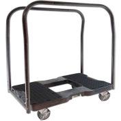 "Snap-Loc™ Panel Cart Dolly SL1500PC4B - 4"" Casters - 1500 Lb. Cap. - Black"