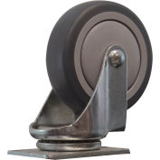 """Snap-Loc™ Caster for Snap-Loc Dolly SLAC4S -  Swivel 4"""" Casters"""