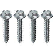 Snap-Loc™ Lag Screw Double Set SLCFLSDS158 - 4 Pack