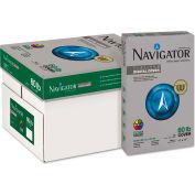 "Navigator® Platinum Paper NPLC1760, 60 lbs, 11"" x 17"", White, 5 Reams/Carton"